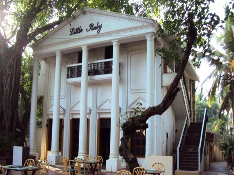 Little Italy Resort - Hotell och Boende i Indien i Goa