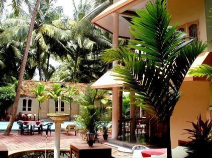 New Ideal Panchakarma Centre - Hotell och Boende i Indien i Kovalam