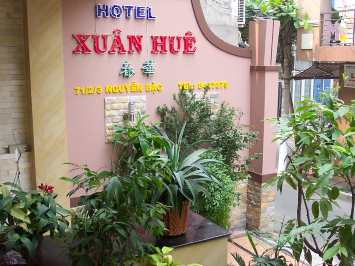Hotell Xuan Hue Hotel