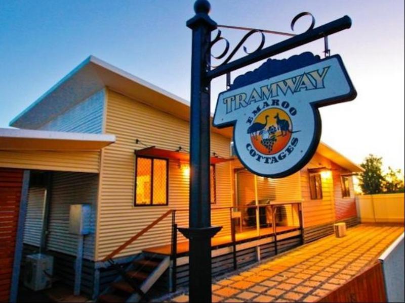 Emaroo Cottages - Hotell och Boende i Australien , Broken Hill