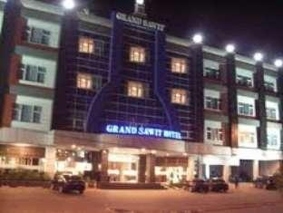 Hotell Hotel Grand Sawit