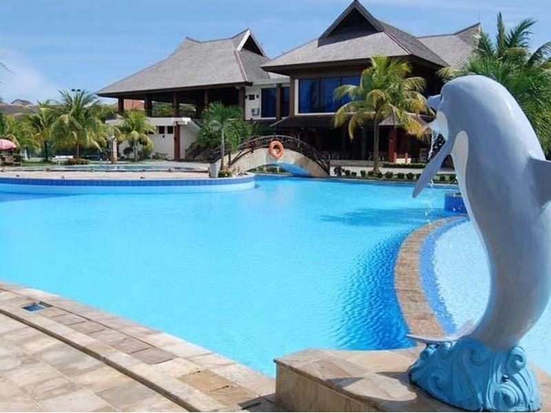 Hotell Town House Bukit Damai Indah Hotel   Residence