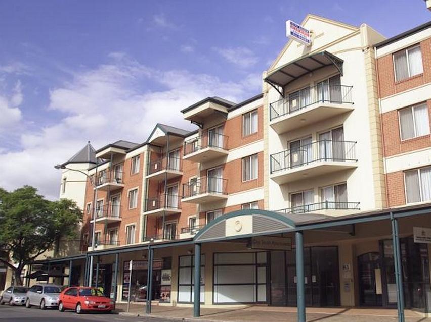 City South Apartments - Hotell och Boende i Australien , Adelaide