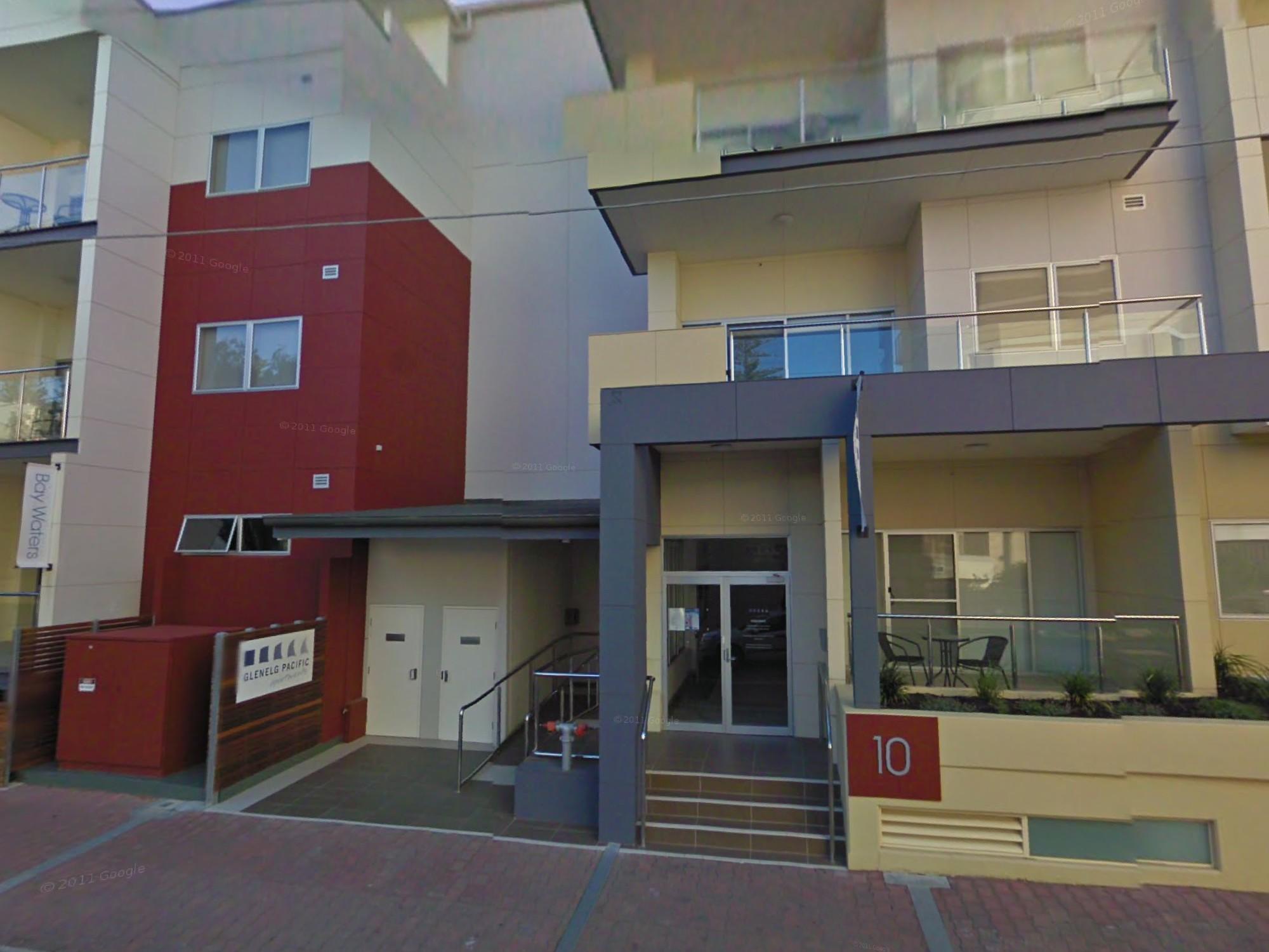 Glenelg Pacific Apartments - Hotell och Boende i Australien , Adelaide