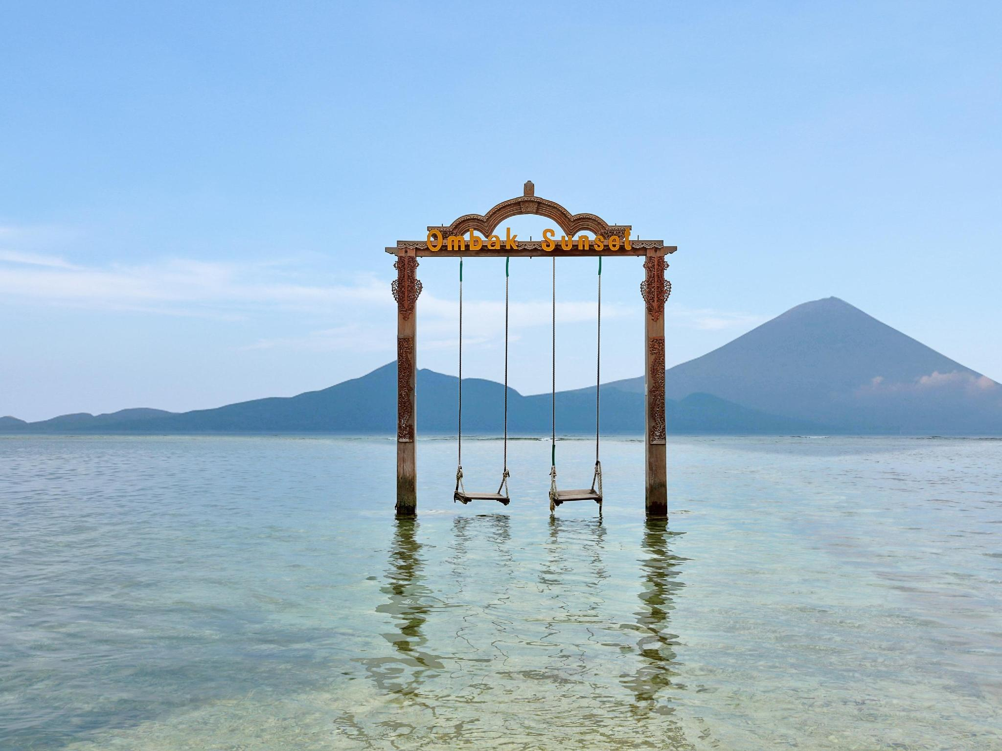 Ombak Sunset Hotel - Hotels and Accommodation in Indonesia, Asia