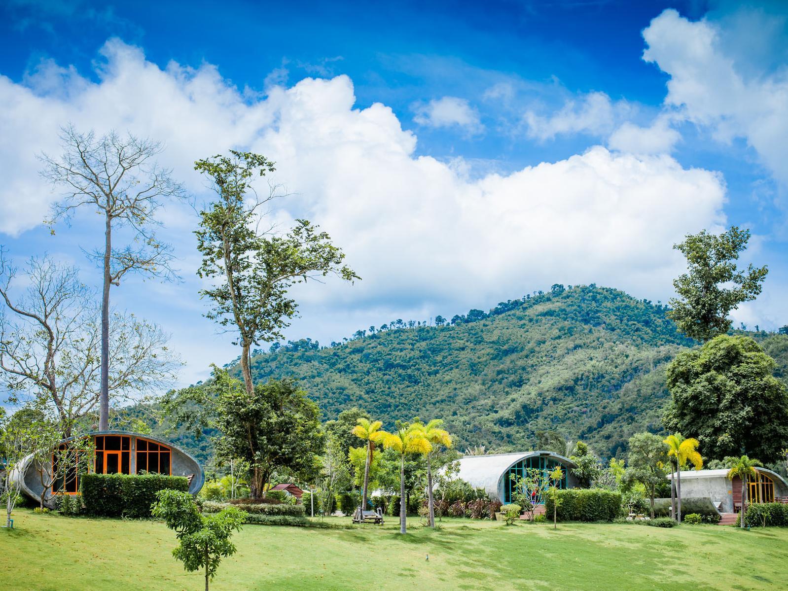 เดอะ บันยัน ลีฟ รีสอร์ท : ที่พักสวนผึ้ง จ.ราชบุรี