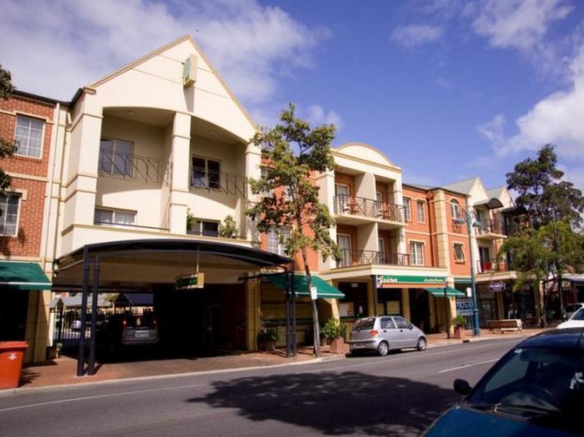 The Grand Apartments - Hotell och Boende i Australien , Adelaide
