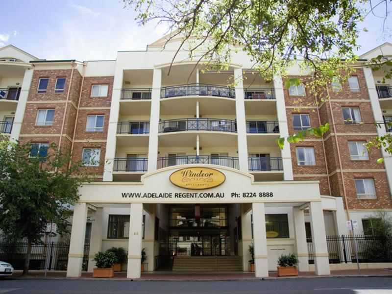 Hotell Windsor Apartments