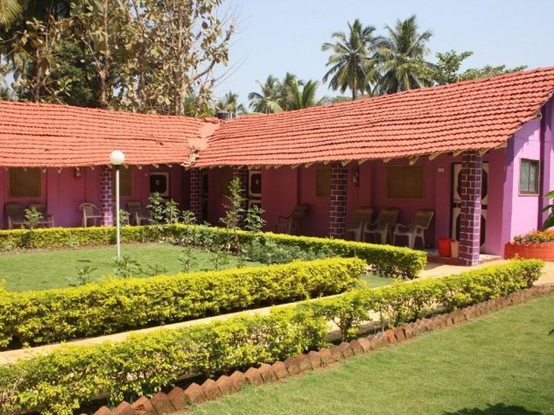 Palolem Beach Resort - Hotell och Boende i Indien i Goa
