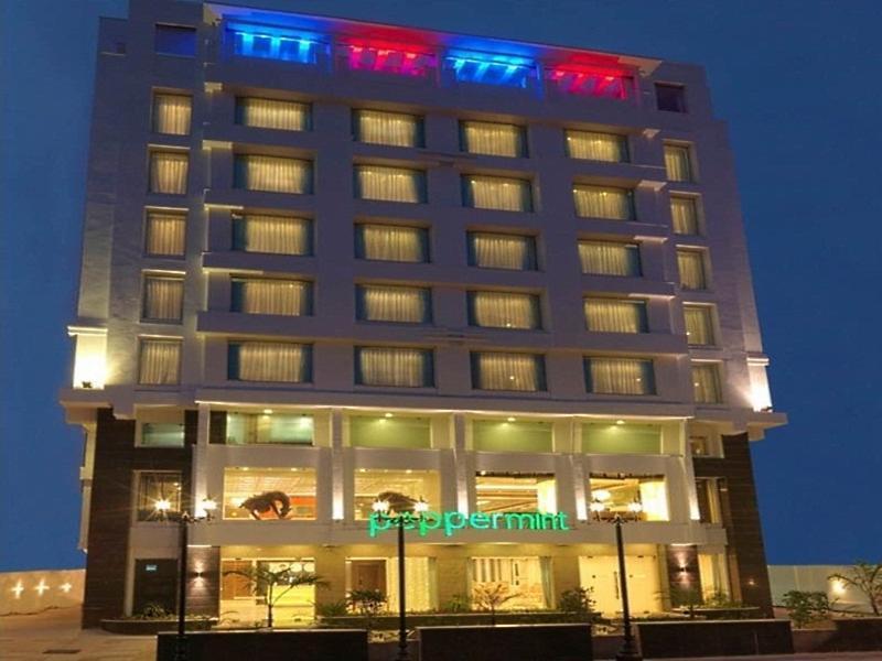 Peppermint Hotel Jaipur - Hotell och Boende i Indien i Jaipur