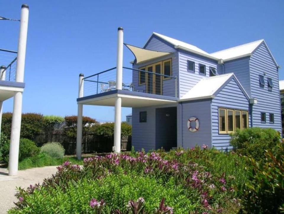 Rayville Boat Houses - Hotell och Boende i Australien , Great Ocean Road - Apollo Bay