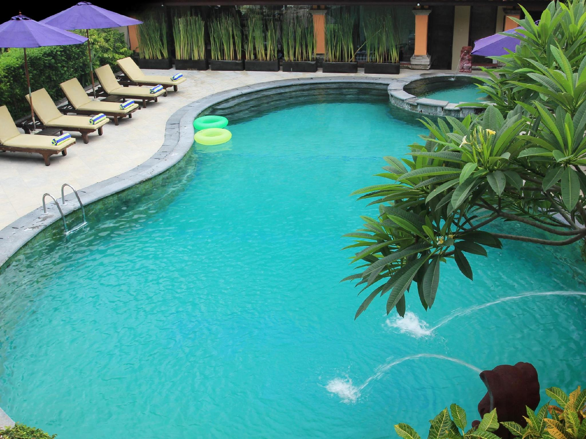 Hotell Royal Tunjung Bali Resort