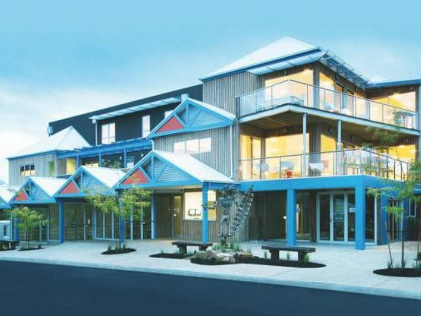 The Island Accommodation - Hotell och Boende i Australien , Phillip Island