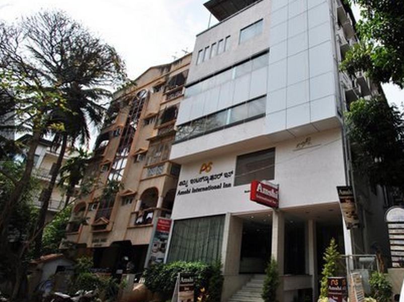 Amshi International Inn - Hotell och Boende i Indien i Bengaluru / Bangalore