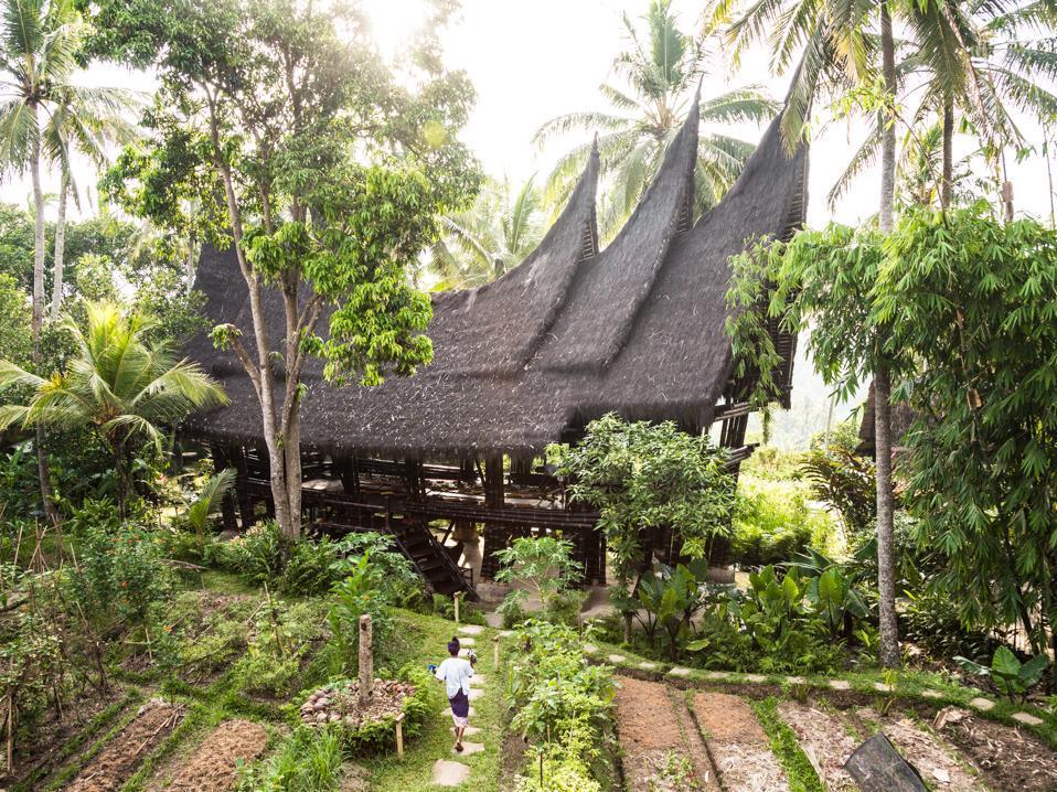 Hotell Bambu Indah Villa