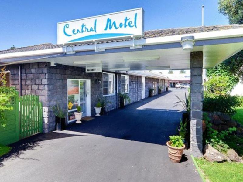 Central Motel Port Fairy - Hotell och Boende i Australien , Port Fairy