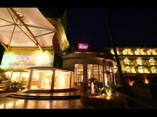 Neelams The Glitz Hotel - Hotell och Boende i Indien i Goa