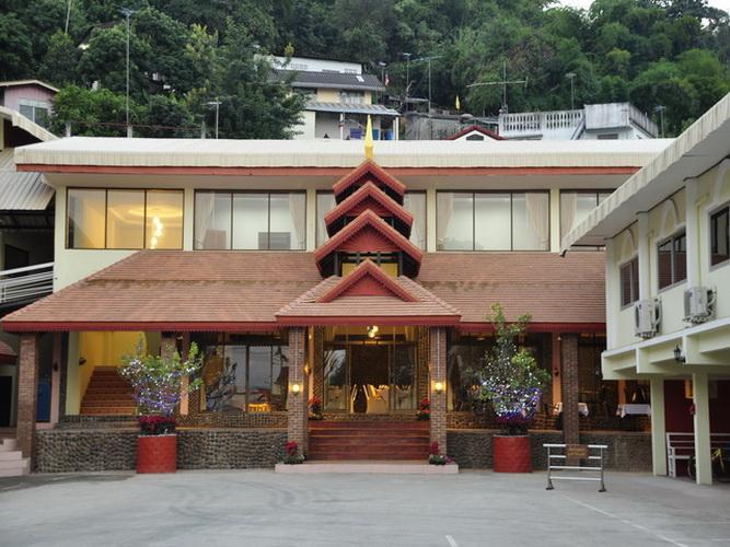 Piyaporn Hill Paradise Hotel - Hotell och Boende i Thailand i Asien