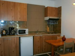 Apollonia Hotel Apartments Athens - Kitchen