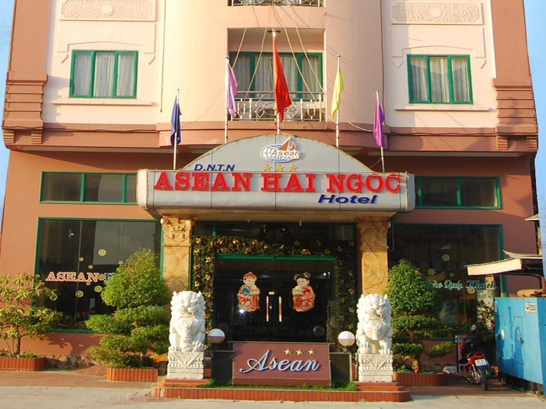 Hotell Asean Hai Ngoc Hotel