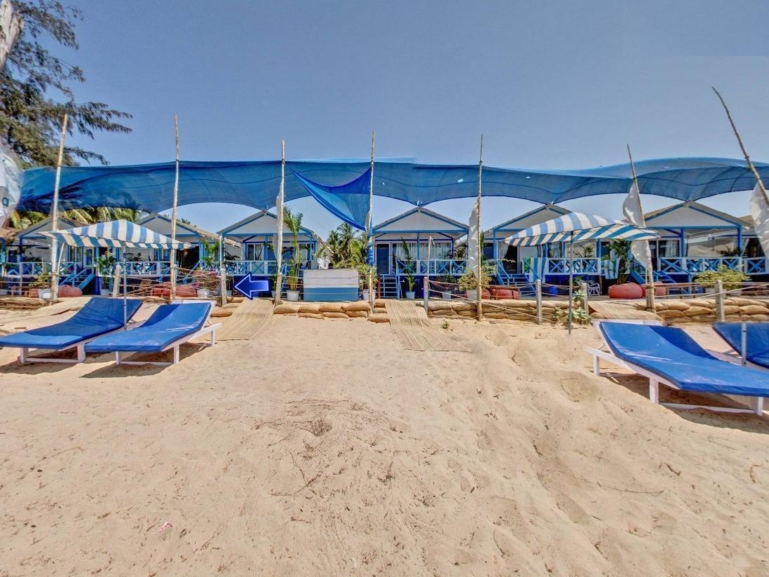 Cuba Agonda Beach Hotel - Hotell och Boende i Indien i Goa