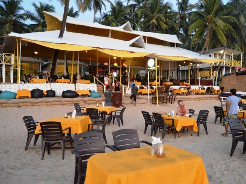Cuba Premium Bungalow - Hotell och Boende i Indien i Goa