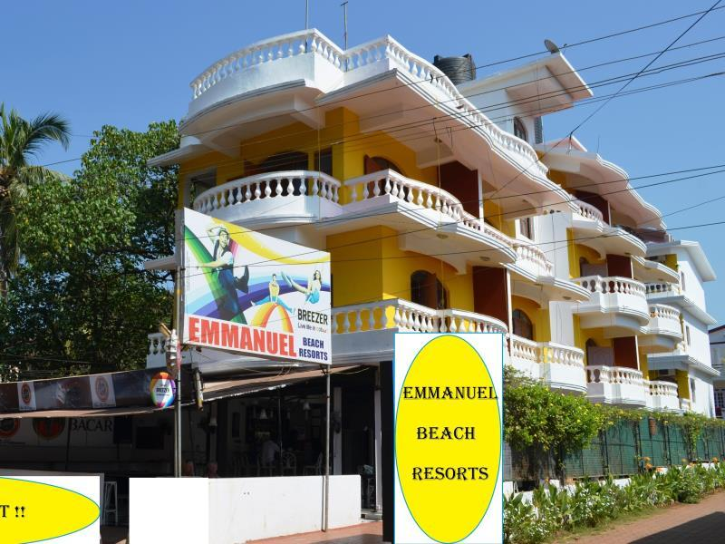 Hotels Near Baga Beach With Rates