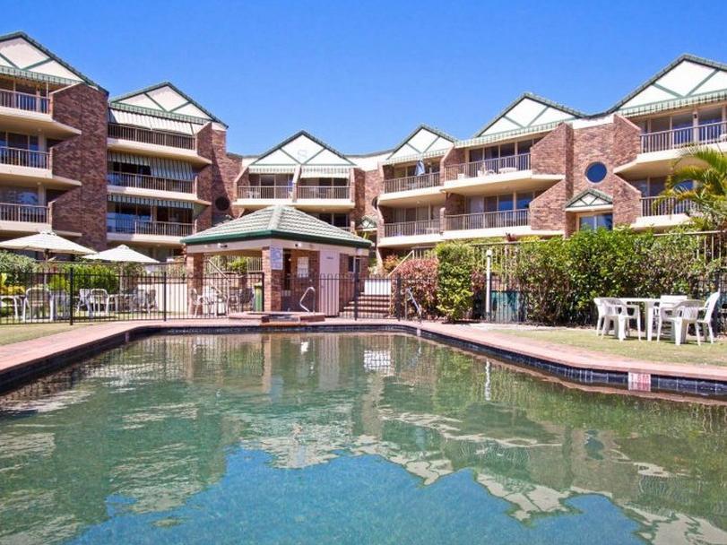 San Chelsea Beachside Apartments - Hotell och Boende i Australien , Guldkusten