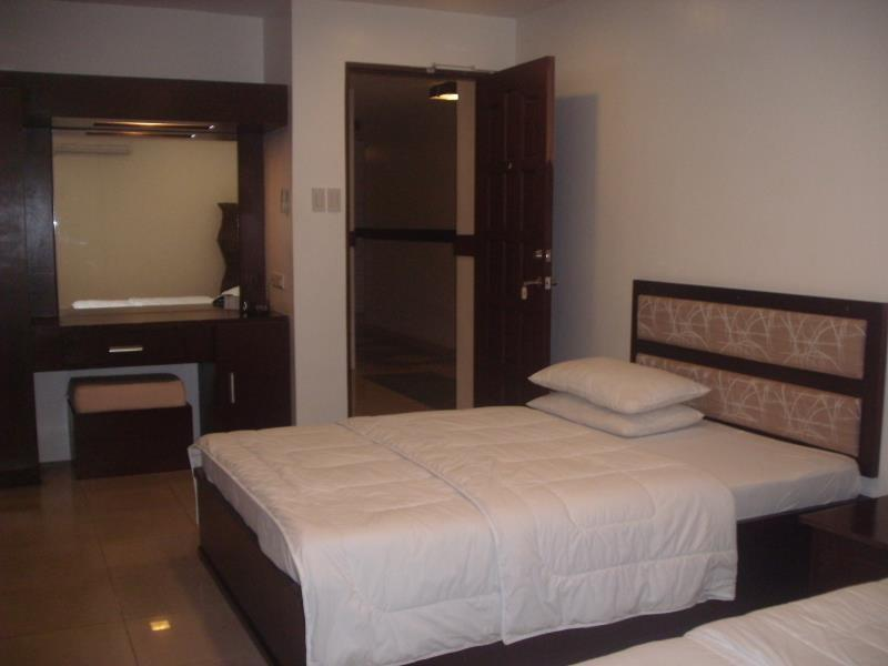 A7 Square Apartelle - Hotels and Accommodation in Philippines, Asia