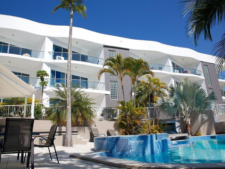 Arc Resort - Hotell och Boende i Australien , Guldkusten