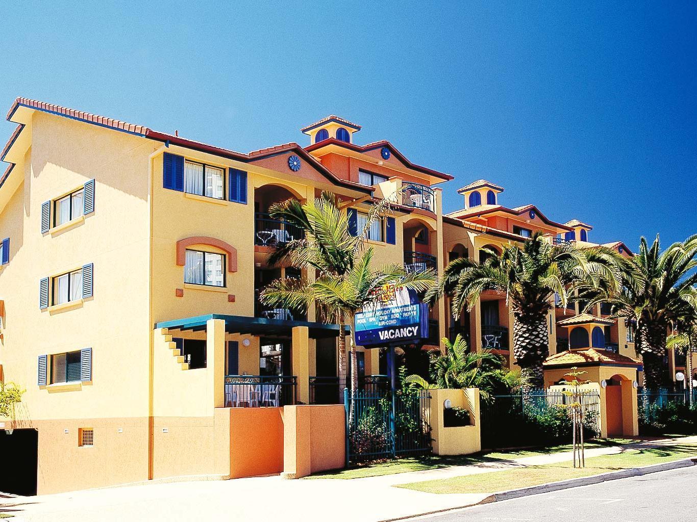 Aruba Sands Resort - Hotell och Boende i Australien , Guldkusten