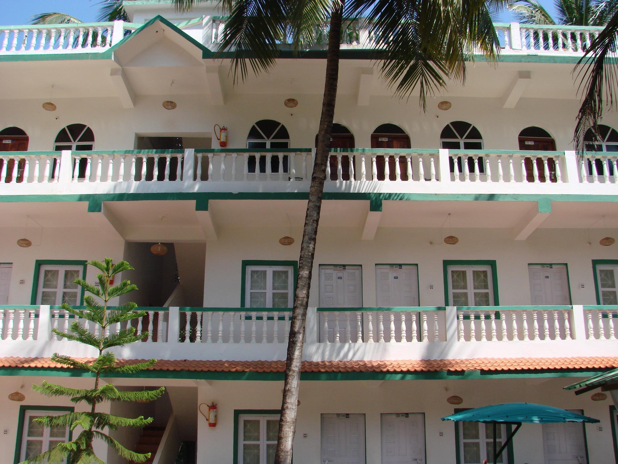 Cuba Retreat Mandrem - Hotell och Boende i Indien i Goa