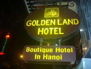 Golden Land Hotel Hanoi - Exterior