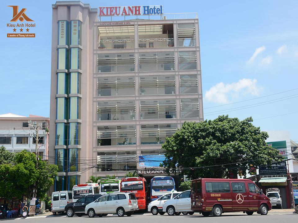 Hotell Kieu Anh Hotel