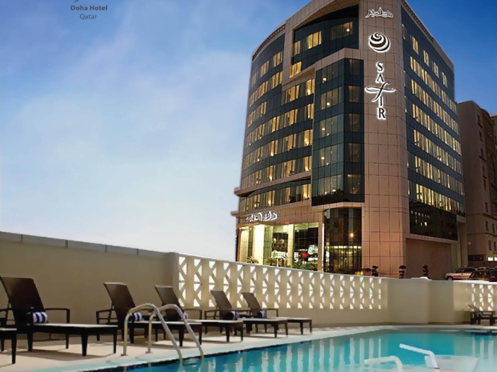 Safir Hotel Doha - Hotels and Accommodation in Qatar, Middle East