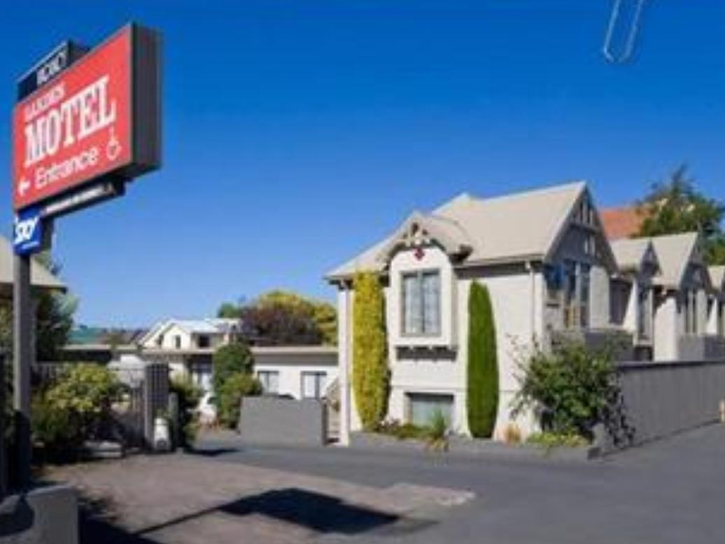 Garden Motel - Hotels and Accommodation in New Zealand, Pacific Ocean And Australia