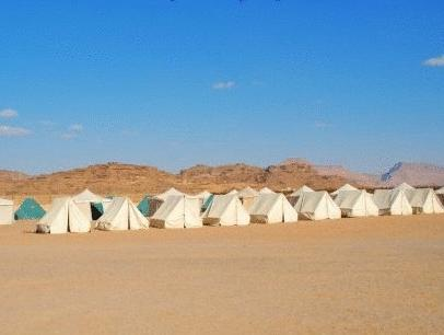 Bait Ali Lodge, Rum - Hotels and Accommodation in Jordan, Middle East