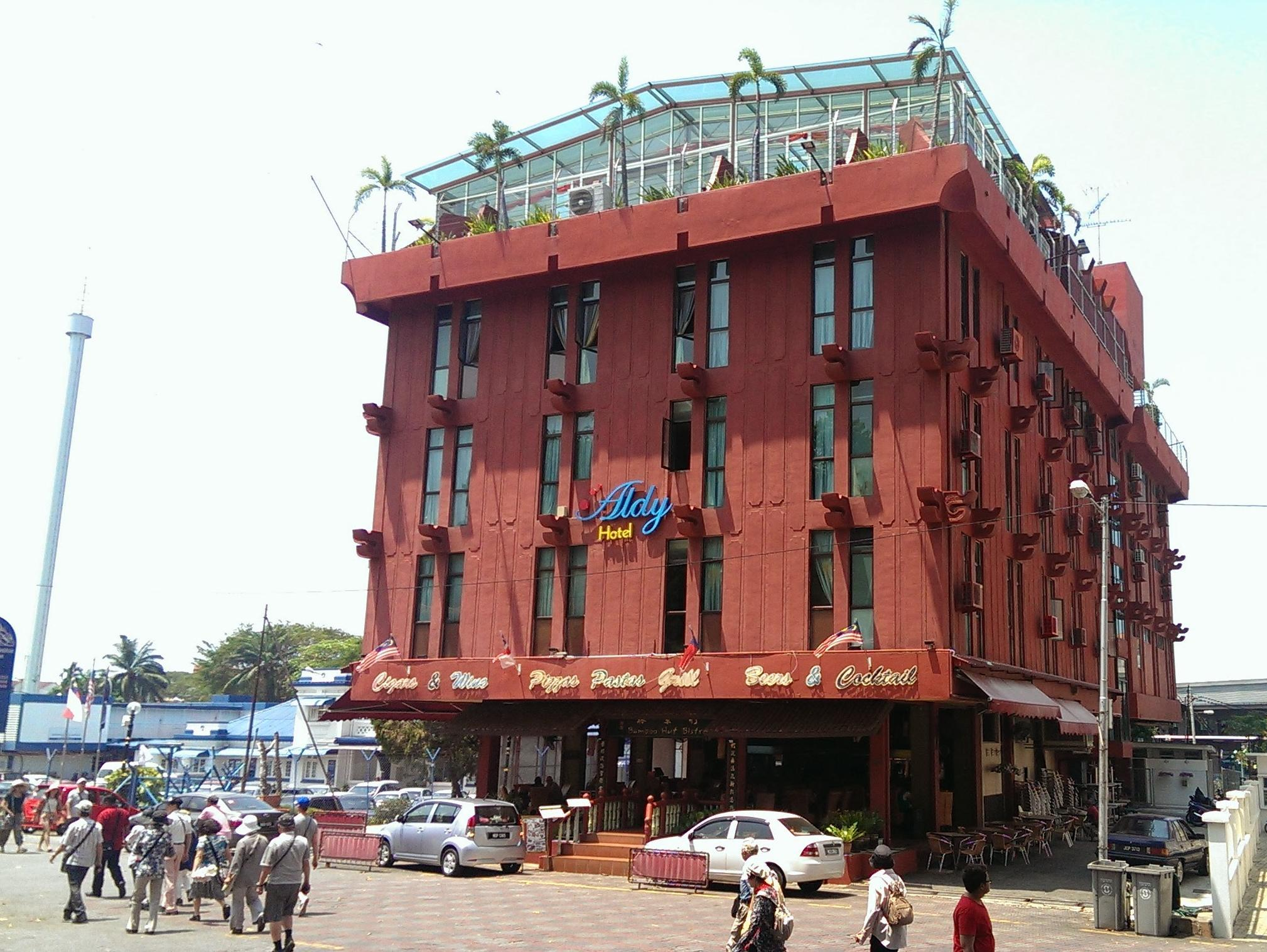 Aldy Hotel Stadhuys - Hotels and Accommodation in Malaysia, Asia