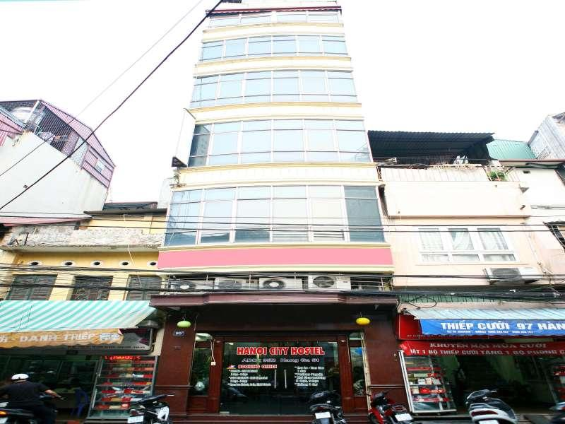 Hanoi City Hostel - Hotell och Boende i Vietnam , Hanoi