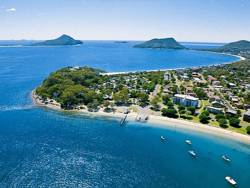 Halifax Holiday Park - Hotell och Boende i Australien , Port Stephens