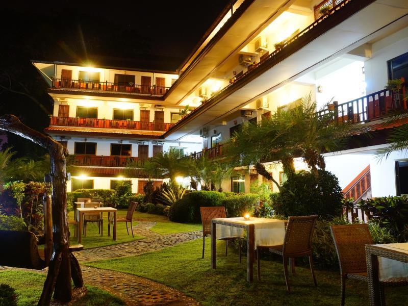 Namkhong Riverside Hotel - Hotell och Boende i Thailand i Asien