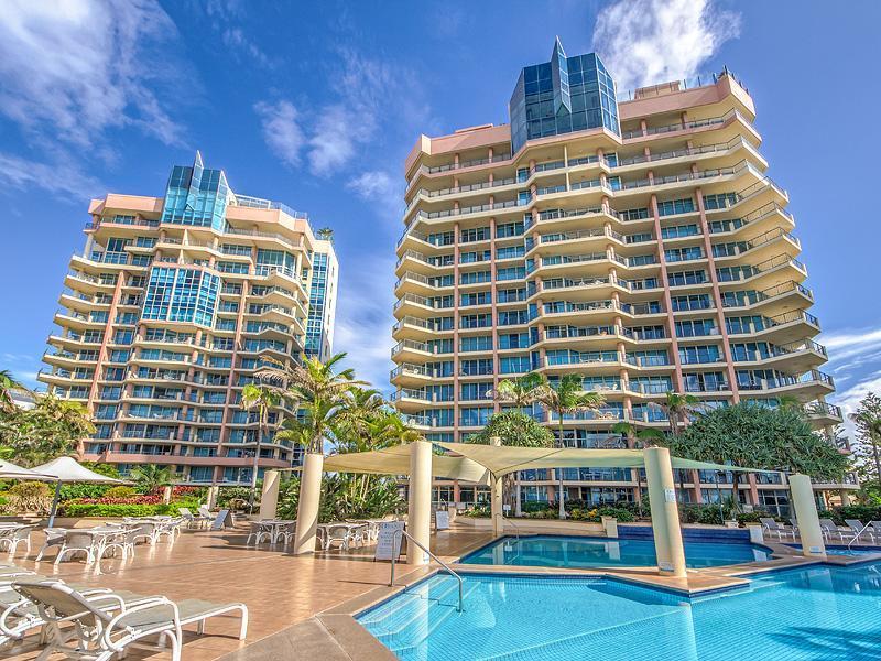 Oceana on Broadbeach - Hotell och Boende i Australien , Guldkusten