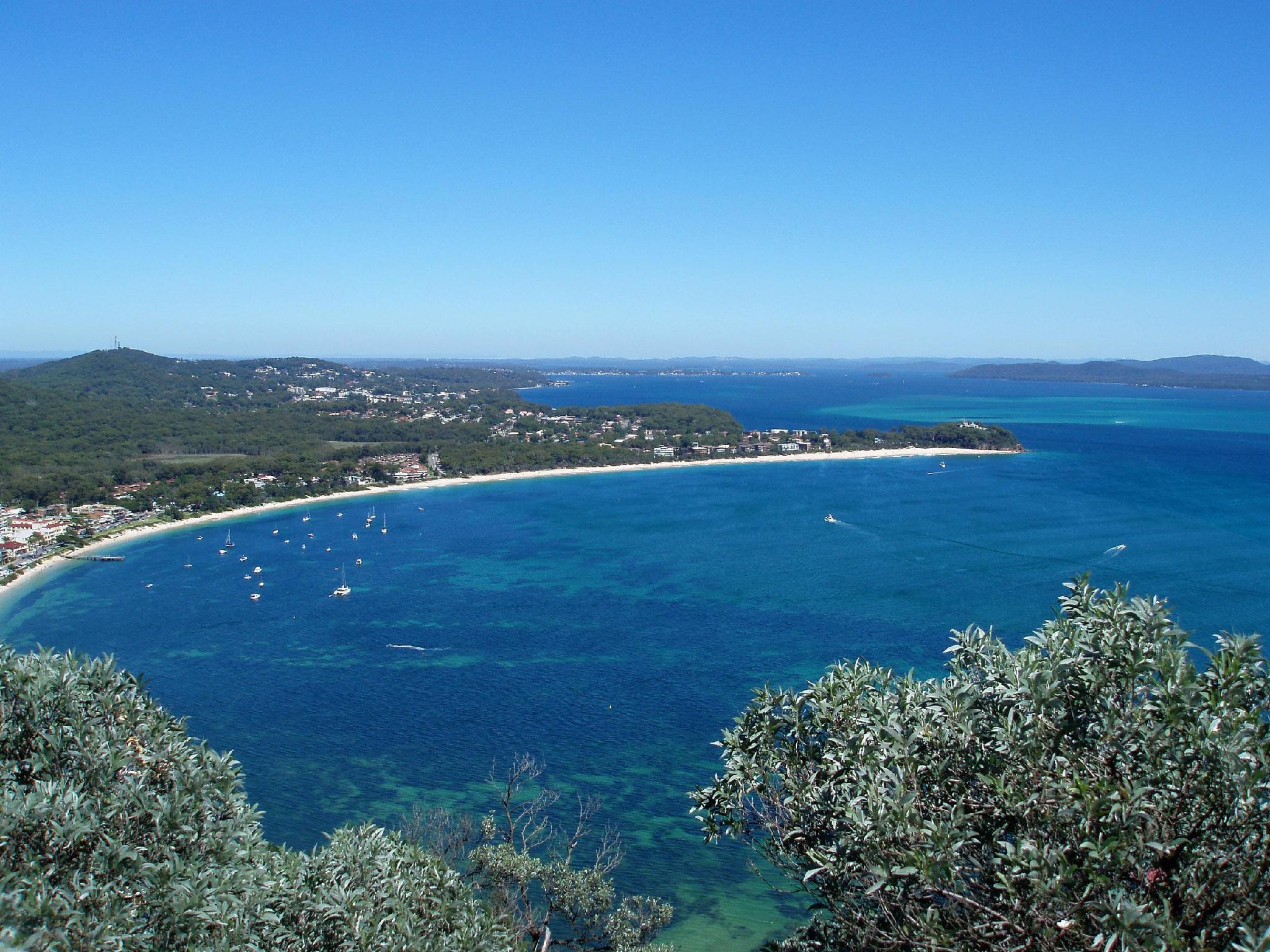 Shoal Bay Holiday Park - Hotell och Boende i Australien , Port Stephens