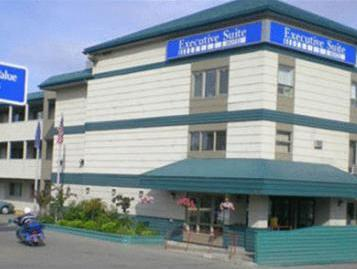 America'S Best Value Inn Executive Suite Airport Anchorage