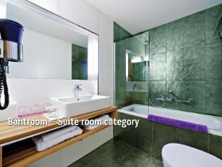 Bohem Art Hotel Budapest - Bathroom - Suite