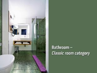 Bohem Art Hotel Budapest - Bathroom - Classic Room Category