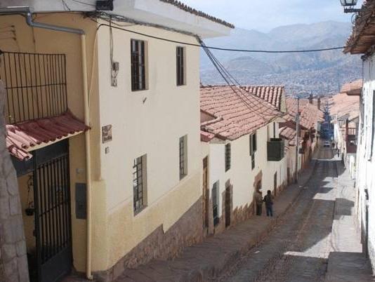 Hostal Buena Vista Cusco - Hotell och Boende i Peru i Sydamerika