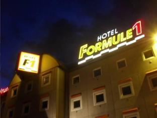 Hotel Formule 1 Jonkoping Jönköping - Hotellet udefra