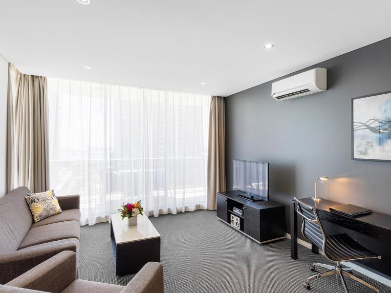 Meriton Serviced Apartments - Southport - Hotell och Boende i Australien , Guldkusten