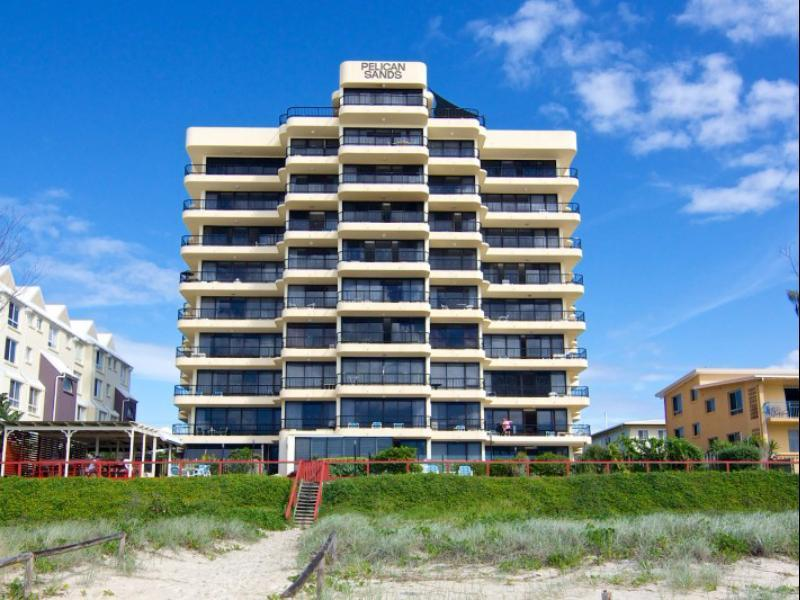 Pelican Sands Beachfront Resort - Hotell och Boende i Australien , Guldkusten